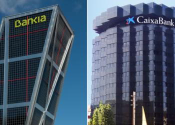 Críticas en la izquierda ante la posible fusión de Bankia y CaixaBank