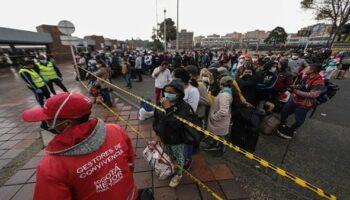 Colombia supera los 790.000 casos y roza los 25.000 decesos por coronavirus