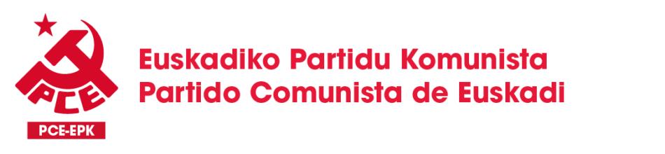 El PCE-EPK apoya a las trabajadoras de la enseñanza ante el nuevo curso escolar y la convocatoria de huelga del 15S