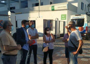 Adelante Andalucía reclama la apertura inmediata de los ambulatorios de Coca La Piñera, Pañoleta y El Carambolo de Camas