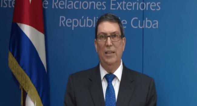 Cuba denuncia ante la ONU conducta irresponsable de Estados Unidos