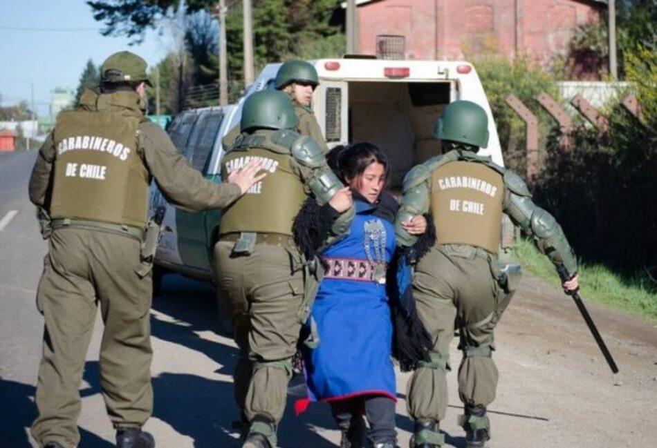 CGT exige el fin de la violencia del Estado chileno contra el Pueblo Mapuche y la libertad de los presos políticos mapuches