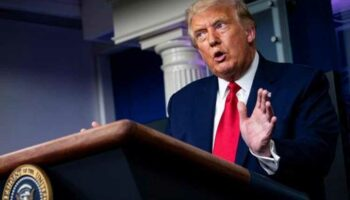 Revelan en Estados Unidos fraude millonario de Donald Trump
