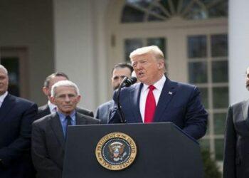 Trump amenaza a Irán con un ataque mil veces mayor si agrede a EE.UU.