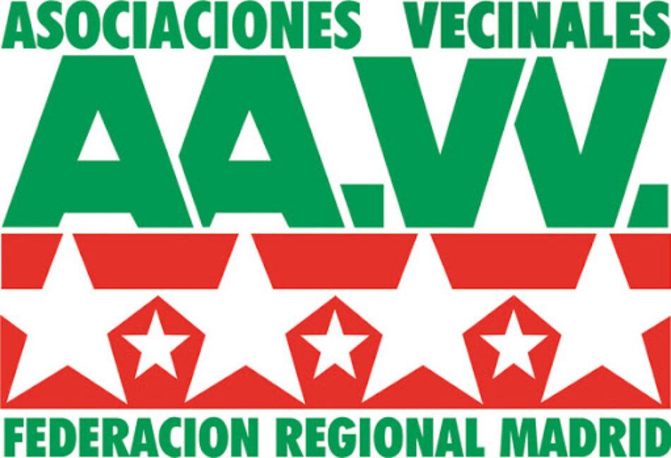 La FRAVM reprocha al Ayuntamiento de Madrid falta de información ante la vuelta al cole