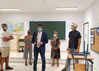 Adelante pide la reubicación del alumnado de la ESO en el CEIP Cerro Guadaña de Marismillas (Sevilla)