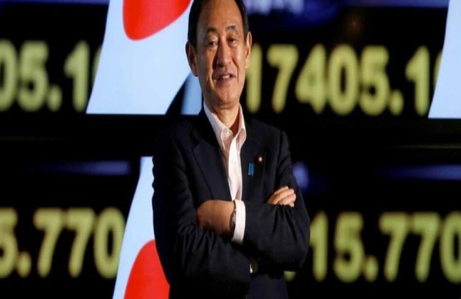 Electo nuevo líder del partido gobernante de Japón