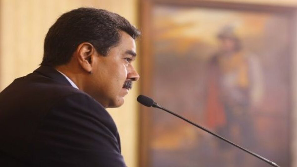 Pdte. venezolano anuncia cambios en gabinete ministerial por elecciones parlamentarias