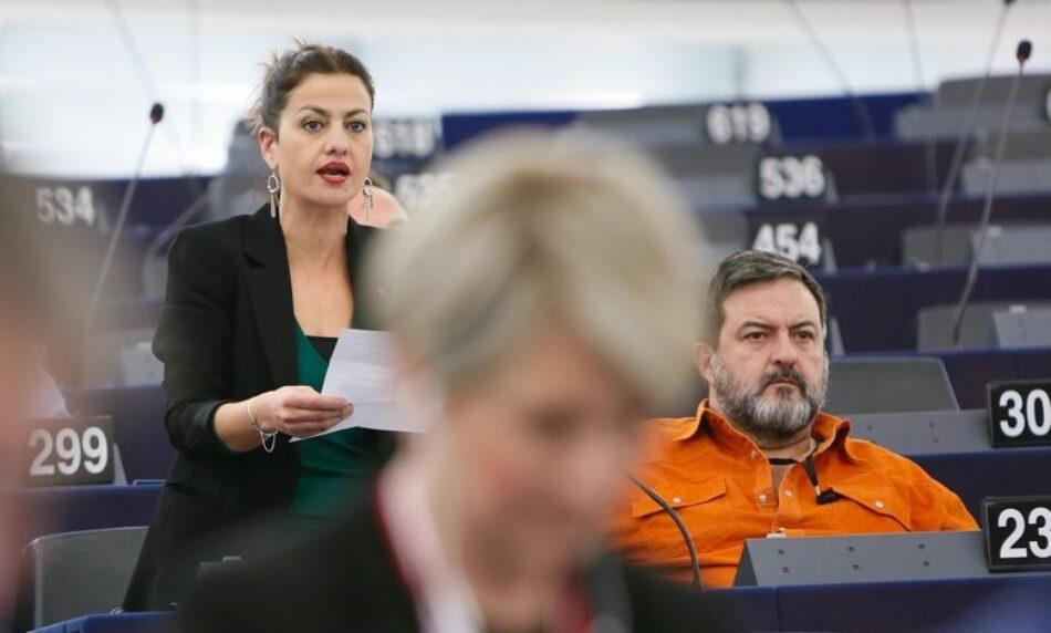 IU exige a la Comisión Europea que aclare la investigación a grupos ambientalista y contra proyectos mineros con dinero europeo