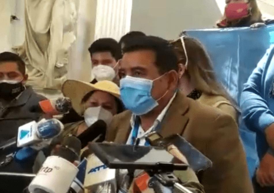 Partido Unidad Nacional retira apoyo a presidenta de facto en Bolivia