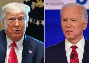 Trump y Biden van a Pensilvania en aniversario de ataques terroristas