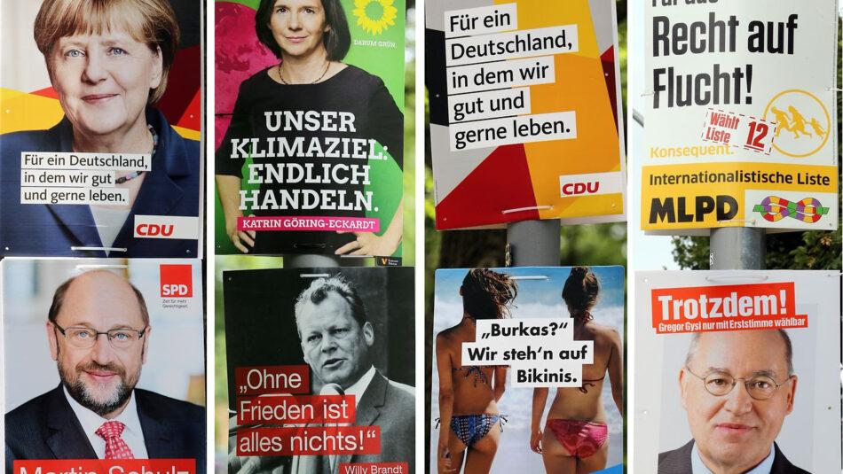 A un año de las «súper-elecciones» en Berlín