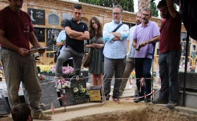 """Carles Mulet: """"si se pueden ilegalizar fundaciones franquistas, por qué no se especifica qué hacer con partidos franquistas"""""""