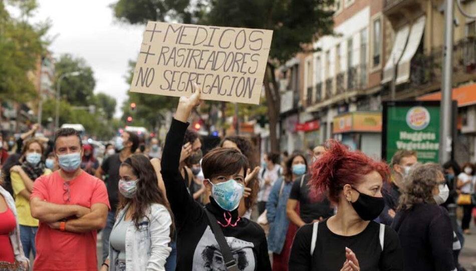 Los intereses de los capitalistas impiden frenar la pandemia