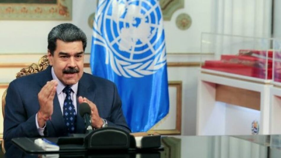 Venezuela propone a ONU creación de fondo de compras públicas
