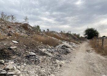 Adelante Andalucía exige soluciones urgentes para acabar con los vertidos y quemas incontroladas en el entorno del río Guadaíra