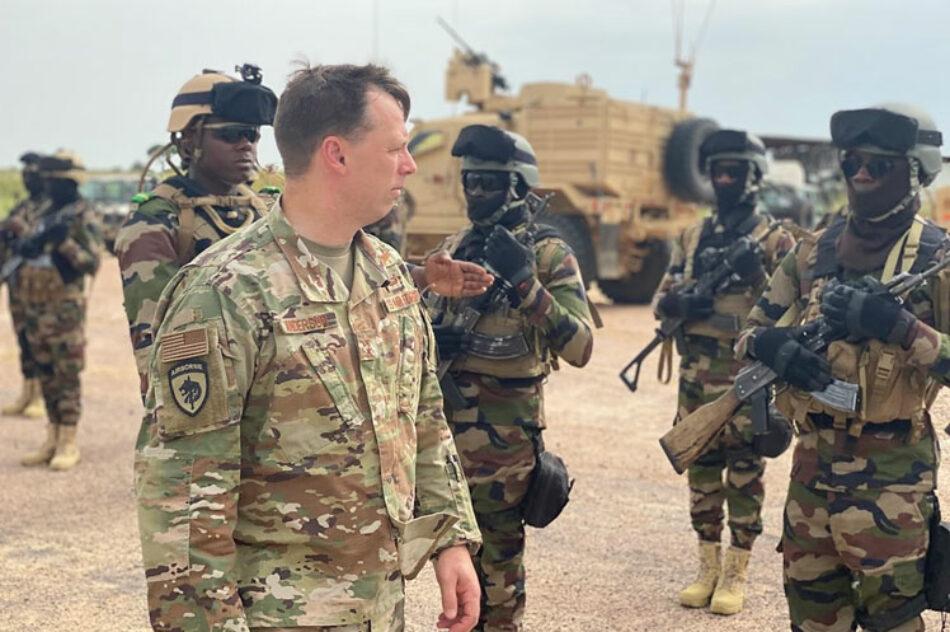 El Comando de África y las proyecciones hegemónicas de EE.UU.