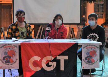 "CGT presenta ""El Ravatxol"""