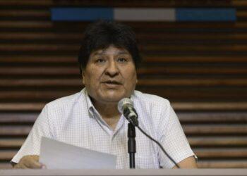 """Morales denuncia petición de """"auxilio militar"""" por la derecha"""