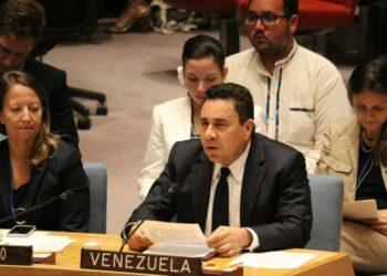"""Venezuela condena ante ONU """"crímenes de exterminio"""" de EEUU"""