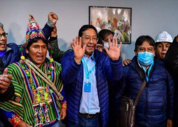 Gobierno de Venezuela felicita a Luis Arce por su triunfo electoral
