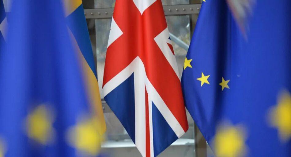La Unión Europea toma medidas legales contra Reino Unido por incumplir el Brexit