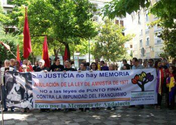 Federación Estatal de Foros por la Memoria: «Por qué se debe declarar nula -íntegramente- la Ley de Amnistía»
