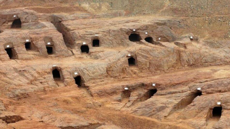 Arqueólogos hallan más de 800 tumbas antiguas en el norte de China