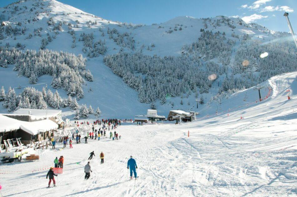 Las organizaciones ecologistas piden a PSOE, Podemos y CHA la paralización inmediata de la ampliación de pistas de esquí en el Pirineo aragonés