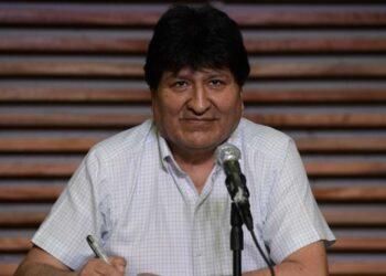 Evo Morales descarta participar en el gobierno de Luis Arce