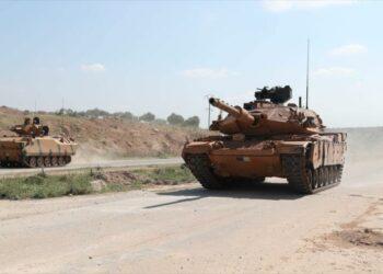 Artillería turca abre fuego contra el norte de Siria