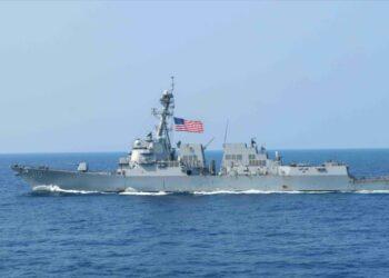 Venezuela denuncia presencia de buque militar de EEUU en sus costas
