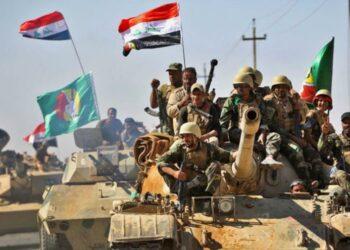 """EEUU planea eliminar por la """"fuerza"""" a Al-Hashad Al-Shabi en Irak"""