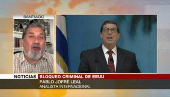 Díaz-Canel: EEUU no podrá doblegar a Cuba con su cínico bloqueo