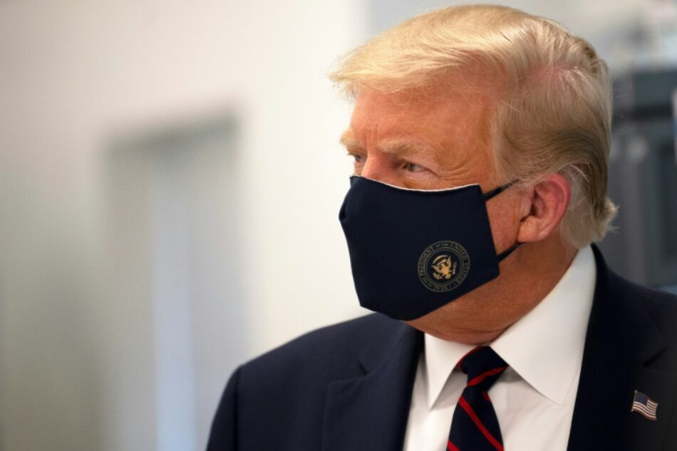 Trump da positivo de covid-19, que obliga a Europa a endurecer restricciones