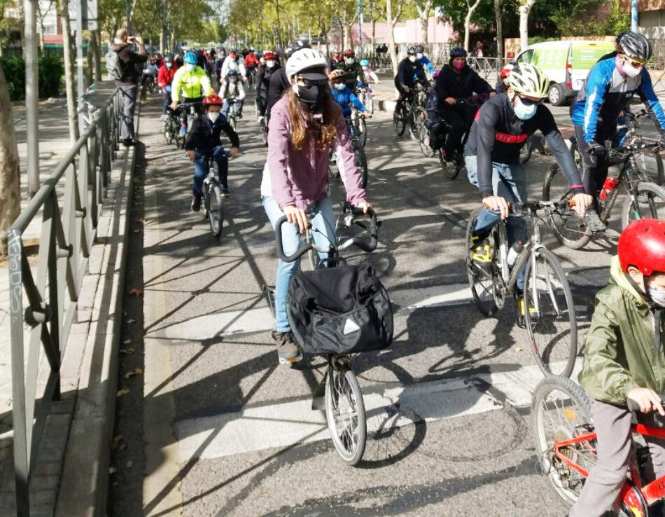 «Es hora de una movilidad segura, saludable y sostenible»