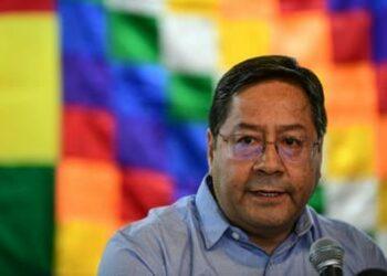 Mensajes a las y los bolivianos del candidato a presidente del MAS-IPSP, Lucho Arce, y del dirigente Leonardo Loza