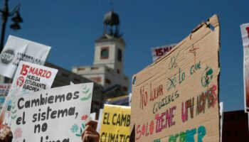El Tribunal Supremo admite a trámite el recurso de Ecologistas en Acción, Greenpeace y Oxfam Intermón contra el Gobierno por acción insuficiente ante el cambio climático