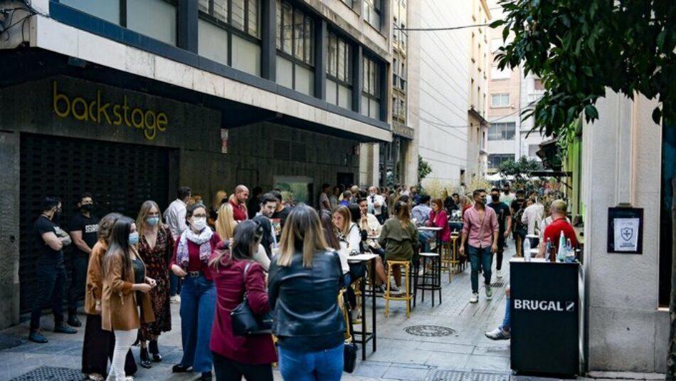 Adelante Andalucía pide más rastreadores y personal sanitario ante la situación en Granada