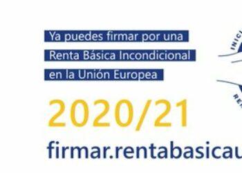 EQUO Verdes Andalucía anima a la ciudadanía a apoyar la Iniciativa Ciudadana Europea por una Renta Básica