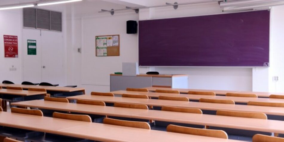 21 d'octubre: estudiants, doctorands i professores estan convocades a la vaga universitària