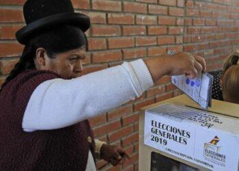 El golpe al voto de los bolivianos en Argentina