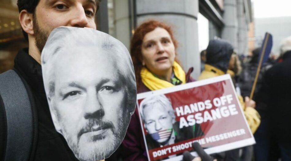 Asociación Americana de Juristas se pronuncia contra la extradición de Julian Assange