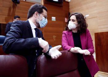Reclaman comparecencia del consejero de Hacienda de la Comunidad de Madrid tras revelarse que no se han destinado a gasto público los recursos del Fondo COVID