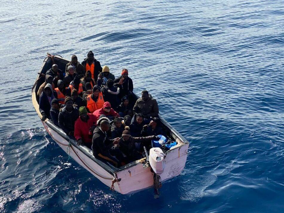 CGT Mar y Puertos denunciará ante Inspección de Trabajo la situación extrema de las tripulaciones de Salvamento Marítimo en Canarias