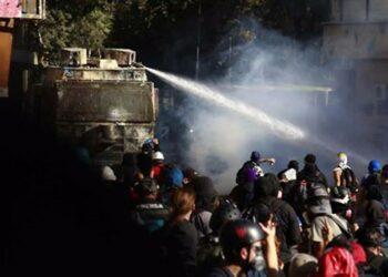 Una vez más Carabineros de Chile en el ojo del huracán