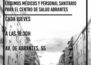 La Sanidad no se vende, se defiende cada jueves en los Centros de Salud de Carabanchel