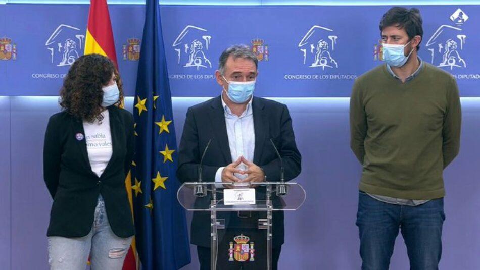 """Instan a """"la comunidad internacional, a la UE y al Gobierno"""" a estar """"especialmente vigilantes"""" con el desarrollo de las elecciones en Bolivia del domingo"""