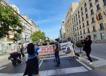 La comunidad colombiana se moviliza en Madrid contra la violencia y por la paz en Colombia