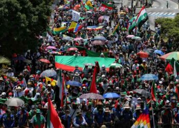 Marcha indígena protestará contra violencia reinante en Colombia